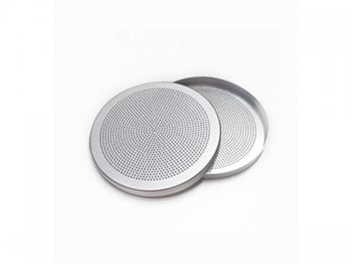 Aluminum alloy speaker shell processing